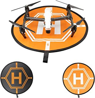 Drone Landing Pad Universal Waterproof Protection Quick Folding Apron Compatible with DJI Mavic Pro / Mavic Air / Mavic 2 / Spark Drone Accessories 80 cm / 31.5 inches