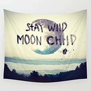 Best stay wild moon child tapestry Reviews