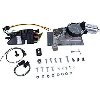 Step Motor Conversion Kit for A Linkage   Triple and Quad Steps
