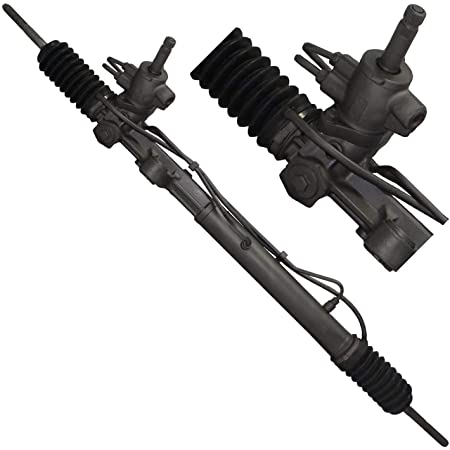 Rack and Pinion Complete Unit-Rack And Pinion Reman fits 86-89 Honda Accord