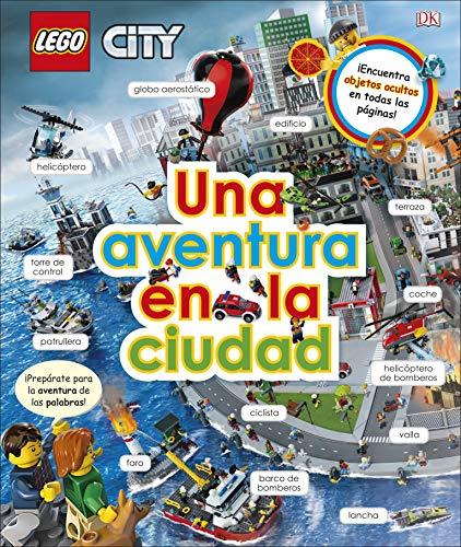 LEGO® CITY. Una aventura en la ciudad: ¡Prepárate para la aventura de las palabras!