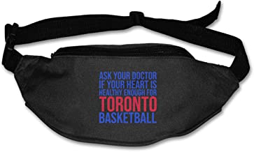 Ask Your Doctor.Toronto Basketball Fashion WaistPacks Running ...