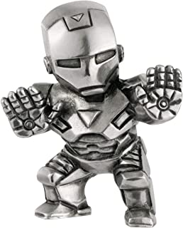 Royal Selangor Hand Finished Marvel Collection Pewter Iron Man Miniature Figurine