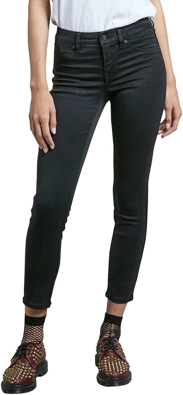 Volcom Women's Liberator Legging Fit Jean Pants Regular 新発売 70%OFFアウトレット Denim