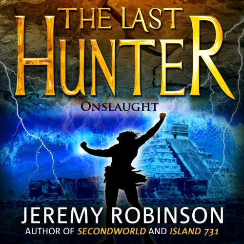 The Last Hunter - Onslaught cover art