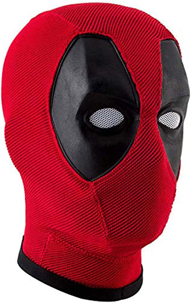 BBBL DD Wade Wilson Mask Knitted Cosplay Costume Helmet Popular favorite shop is the lowest price challenge Accessor