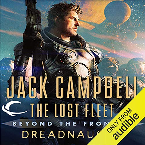 Dreadnaught audiobook cover art