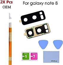Best galaxy note 8 camera glass repair Reviews