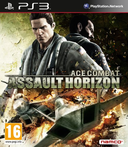 Ace Combat: Assault Horizon - Limited Edition (Sony PS3) [Import UK]