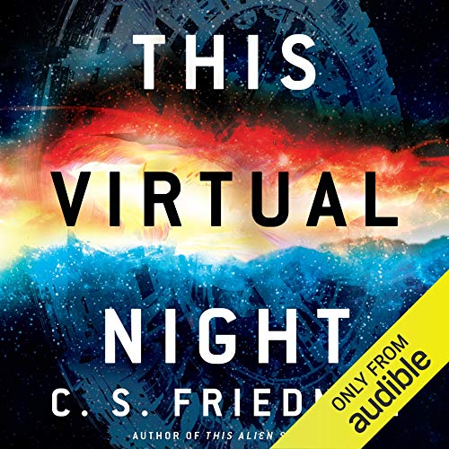 This Virtual Night Audiobook By C. S. Friedman cover art