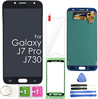 J7 PRO LCD Screen Replacement Touch Display Digitizer Assembly (Black) for Samsung Galaxy J730 2017 J730G J730F SM-J730F/D...