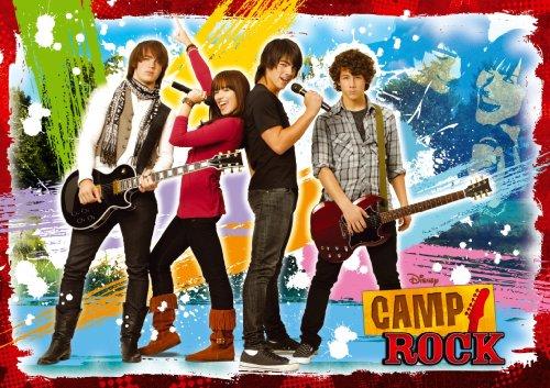 Clementoni 277025- Puzzle Infantil de Camp Rock