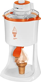 Clatronic ICM 3594 - Máquina de hacer helados, heladera con
