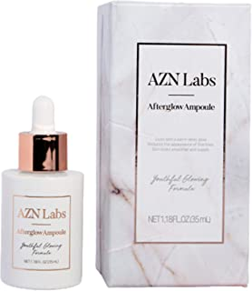 AZN LABS Afterglow Ampoule Face Serum with Astaxanthin | Anti-Aging, Antioxidant, Reduces Dark Spots, Dulln...