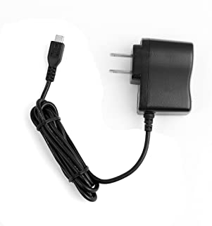 yan AC Adapter Wall Charger+USB Cord for Garmin GPS Dezl 770 LMTHD 760 LM//T 560 LM//T