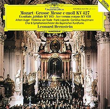 Mozart: Great Mass in C minor K.427