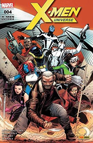 X-Men Universe n°4