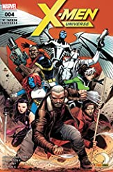 X-Men Universe n°4 de Dennis Hopeless