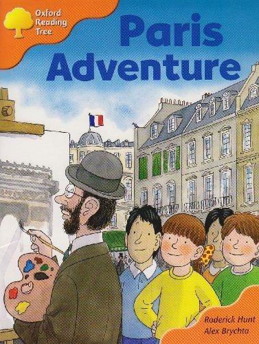 Oxford Reading Tree: Stage 6: More Storybooks C: Paris Adventureの詳細を見る