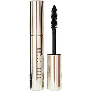 Bobbi Brown No Smudge Mascara (New Packaging), 01 Black, 0.18 Ounce