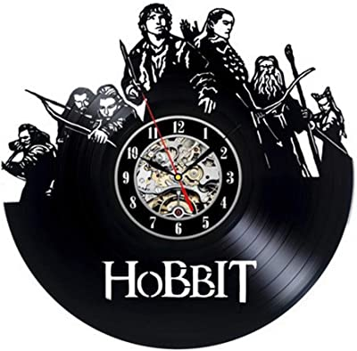 xiayanmei Vikings Vinyl Record Reloj de Pared - Vikingos Regalos ...