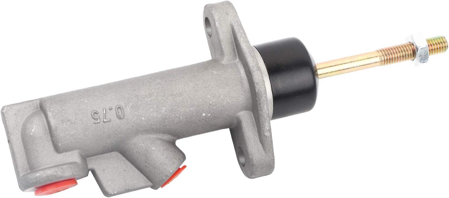 Brake Master Cylinder,ANGGREK Aluminum Alloy Car Brake Clutch Ma
