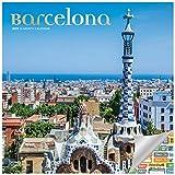 Barcelona Calendar 2020 Set,  ...
