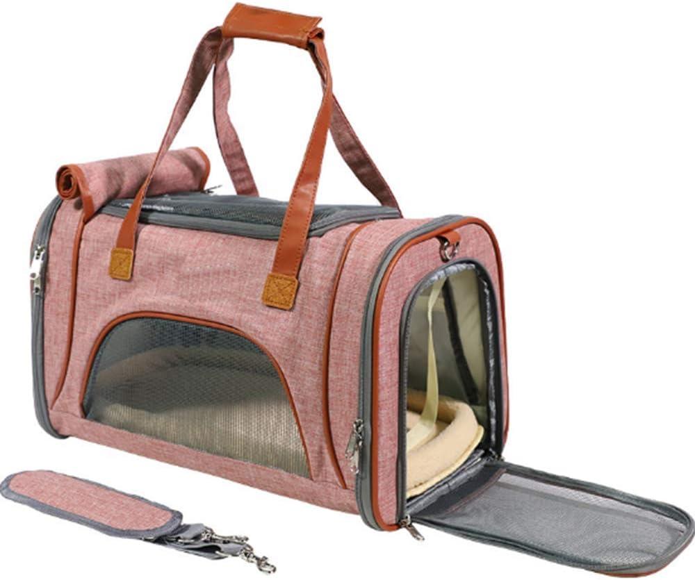ZLBPET Pet Superlatite Carrier Crate Safe Finally resale start Breathable Lightweight Collapsible