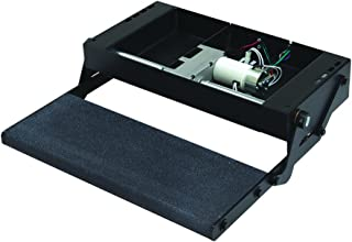 "Lippert Components 353542 24"" Single Treadlite Power RV Step with Switch and Harness"