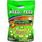 Bonide Products 60424 Weed and Feed Weed Killer, 15M