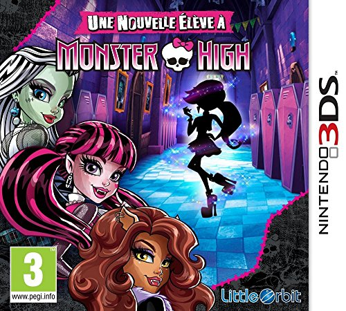 MONSTER HIGH NOUVELLE ELEVE 3DS FR