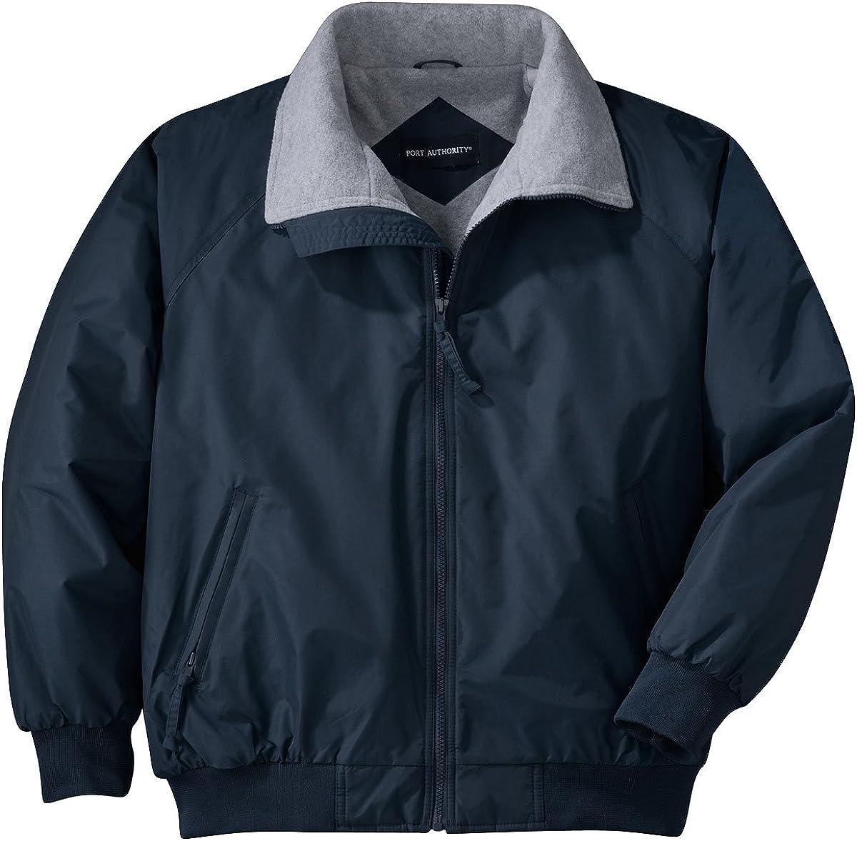 Port Authority Challenger Jacket (J754) Jacket, True Navy-Grey Heather
