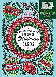 Create-Your-Own Handmade Christmas Cards