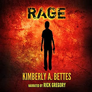 Rage audiobook cover art