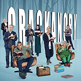 FREE: Crackanory, Season 4                   By:                                                                                                                                 Tony Way,                                                                                        Nico Tatarowicz,                                                                                        Arnold Widdowson,                   and others                          Narrated by:                                                                                                                                 Dara O Briain,                                                                                        Sheridan Smith,                                                                                        Bob Mortimer,                   and others                 Length: 2 hrs and 51 mins     720 ratings     Overall 4.3