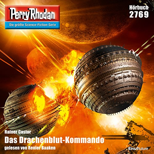 Das Drachenblut-Kommando audiobook cover art