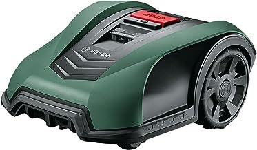 Bosch Roboter Rasenmäher Indego S+ 350 (mit App-Funktion, 19 cm Schnittbreite, für..