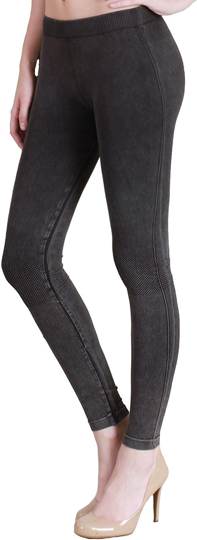 NIKIBIKI Vintage Knee Checker Long Leggings NB6548