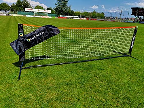 POWERSHOT Kit de Tennis - Poteaux et Filet - (3 x...