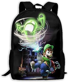 Lui_Gi 's Man-Sion 3 3D Graphic Shoulder Bag Mochila Mochilas Escolares para Adultos