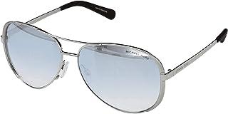نظارة مايكل كورس MK5004 CHELSEA Aviator للنساء + مجموعة مجانية للعناية بالنظارات