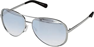 Michael Kors MK5004 CHELSEA Aviator Sunglasses For Women +FREE Complimentary Eyewear Care Kit