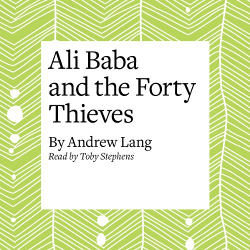 Ali Baba and the Forty Thieves copertina