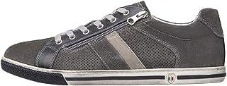 Nero Giardini E001530U Sneakers Uomo in Pelle E Camoscio
