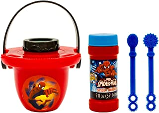 Imperial Toy Bubble Dipper Spiderman No-Spill Pail Kit (1 Kit )