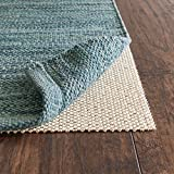 RUGPADUSA Super Lock Natural Rubber Rug Pad, 3' x 5', Beige