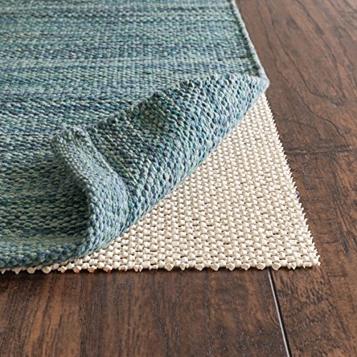 RUGPADUSA Super Lock Natural Rubber Rug Pad, 5' x 8', Beige