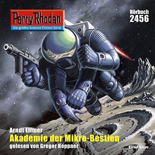 Akademie der Mikro-Bestien audiobook cover art