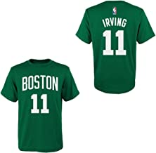 Outerstuff Kyrie Irving Boston Celtics Youth Green Name and Number Player T-Shirt