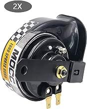 Hupe Hochton Tiefton 12 V 110 dB 510 HZ Universal für Auto Motorrad LKW PKW
